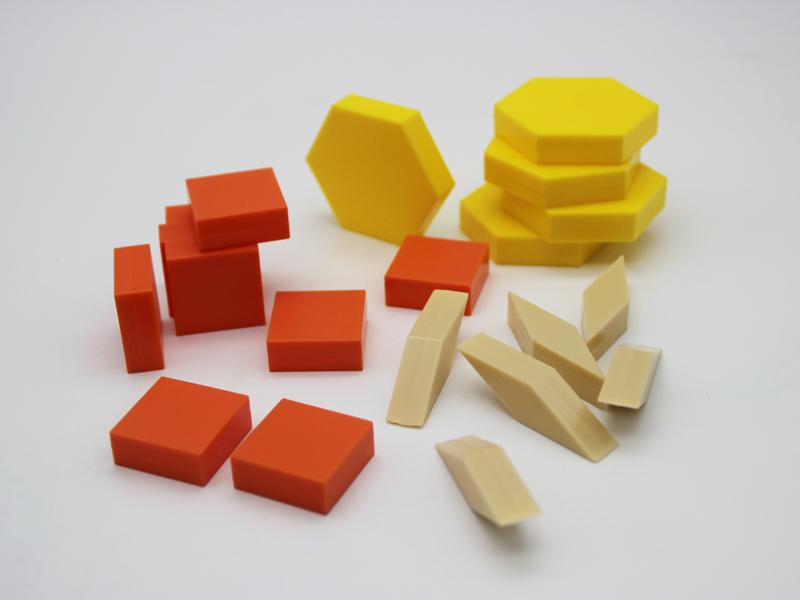 Hollow Pattern Blocks