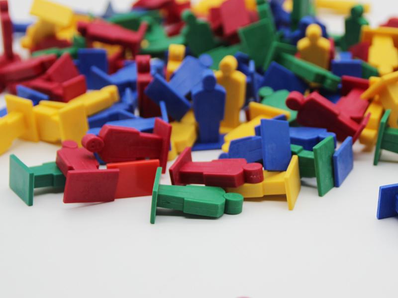 Plastic Pawns