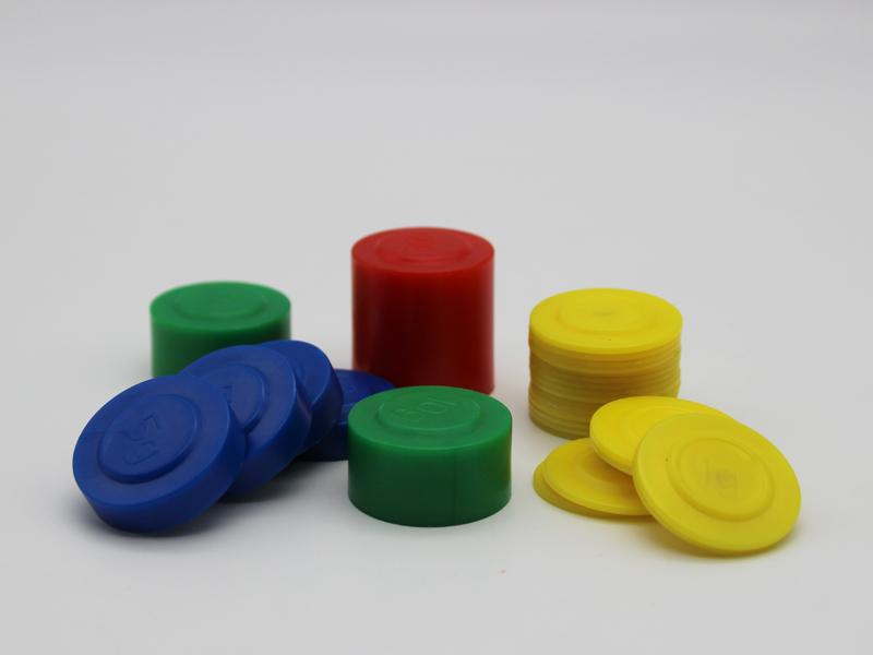 Plastic Weight Set