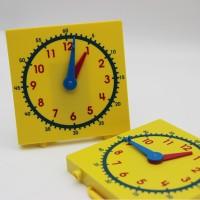 student-clock
